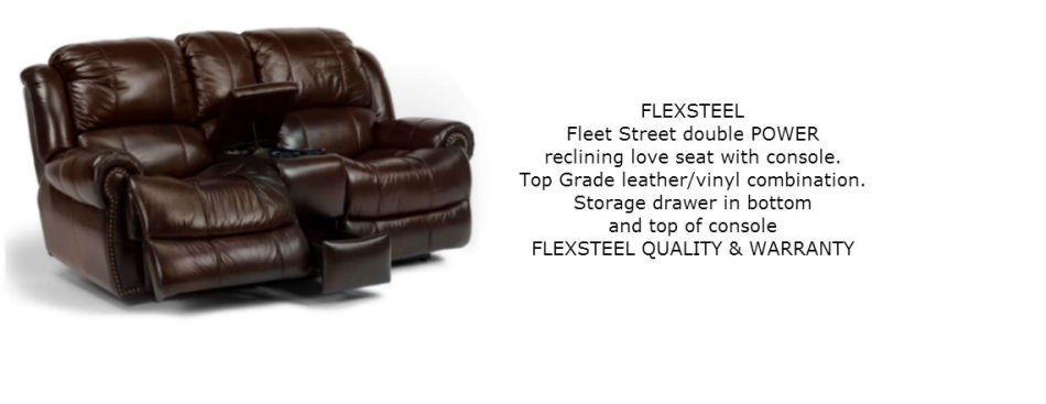 Flexsteel Capitol so relaxing!
