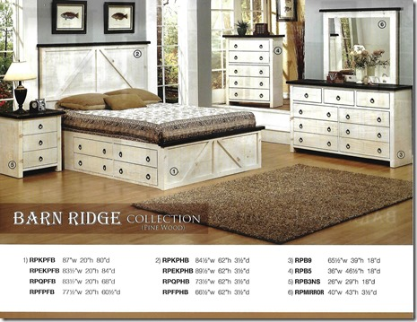 Barn Ridge pine bedroom-1 HORIZ