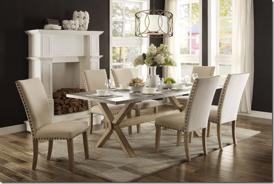 5100 table & chairs