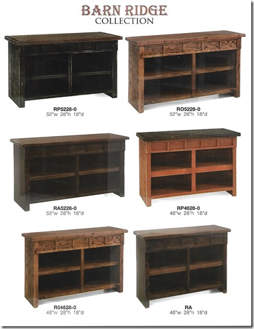 Barn Ridge open tv consoles-1