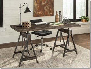 177108 ADJUSTABLE DESK