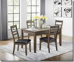 8475-60 DINING TABLE HE